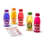 Melissa & Doug Tip & Sip Toy Juice Bottles