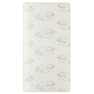 Dream On Me 2-in-1 Breathable Twilight 5? Spring Coil Crib & Toddler Bed Mattress