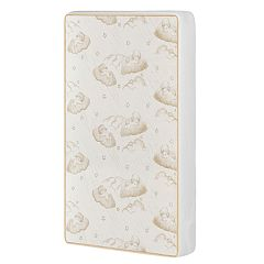 Dream On Me 2-in-1 Breathable Portable/Mini Crib Coil Mattress