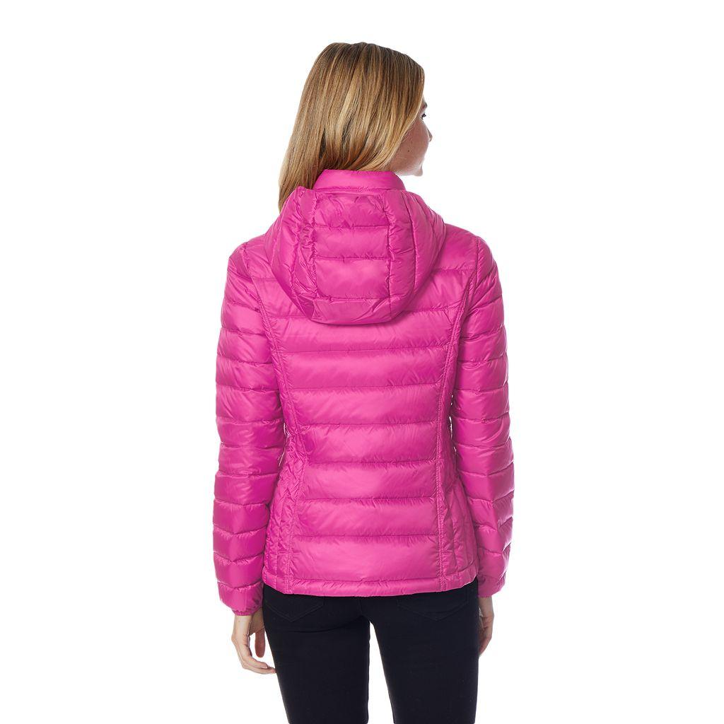 Women's 32 Degrees Hooded Puffer Jacket