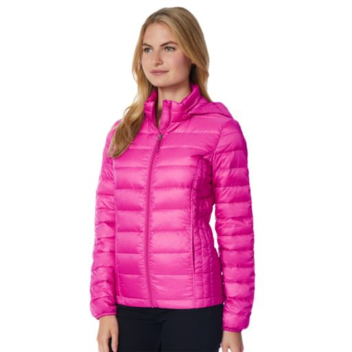 Women's 32 Degrees Hooded Puffer Jacket