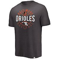 Men's Majestic Baltimore Orioles State Tee