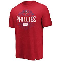 Men's Majestic Philadelphia Phillies State Tee