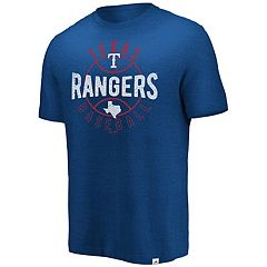 Men's Majestic Texas Rangers State Tee