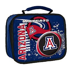Arizona Wildcats Accelerator Insulated Lunch Box by Northwest