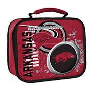 Arkansas Razorbacks Accelerator Insulated Lunch Box by Northwest