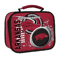 Arkansas Razorbacks Accelerator Insulated Lunch Box by Northwest