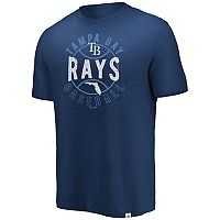 Men's Majestic Tampa Bay Rays State Tee