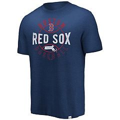 Men's Majestic Boston Red Sox State Tee