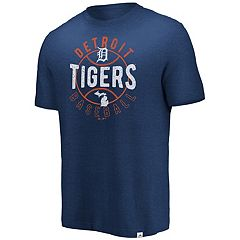 Men's Majestic Detroit Tigers State Tee