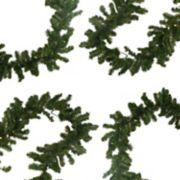 9-ft. Pre-Lit Pine Artificial Christmas Garland