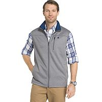Big & Tall IZOD Advantage Sportflex Regular-Fit Performance Fleece Vest