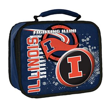 Illinois Fighting Illini Accelerator Insulated Lunch Box by Northwest
