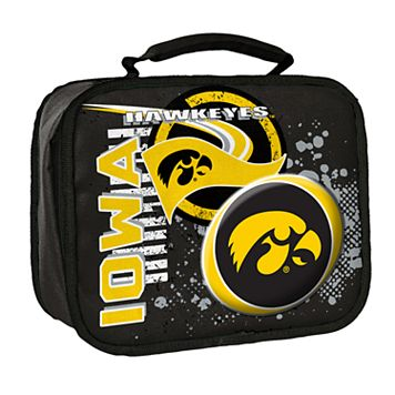 Iowa Hawkeyes Accelerator Insulated Lunch Box by Northwest