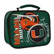 Miami Hurricanes Accelerator Insulated Lunch Box by Northwest