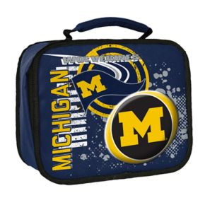 Michigan Wolverines Accelerator Insulated Lunch Box by Northwest