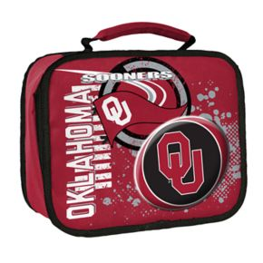 Oklahoma Sooners Accelerator Insulated Lunch Box by Northwest