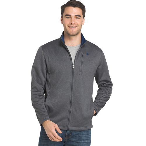 Big & Tall IZOD Advantage Regular-Fit Performance Fleece Jacket
