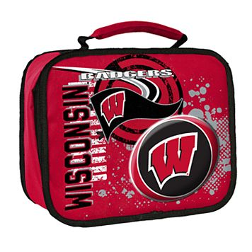 Wisconsin Badgers Accelerator Insulated Lunch Box by Northwest