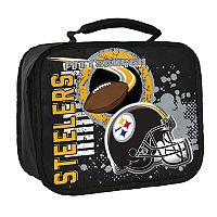 Pittsburgh Steelers Accelerator Insulated Lunch Box by Northwest