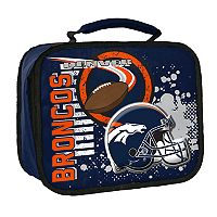 Denver Broncos Accelerator Insulated Lunch Box by Northwest