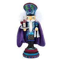 Kurt Adler Hollywood Nutcrackers Wine Sommelier Christmas Floor Decor