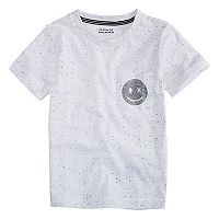 Boys 4-7 Hurley Graphic Pocket Tee
