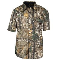 Men's Walls Hunting Cape Back Short Sleeve Tee