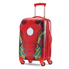Marvel Iron Man Hardside Wheeled Luggage by American Tourister