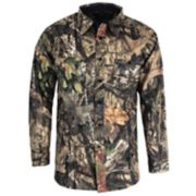 Men's Walls Hunting Cape Back Long Sleeve Shirt