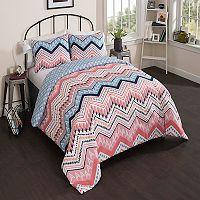 Vue Deja Reversible Comforter Set