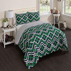Vue Peyton Reversible Comforter Set