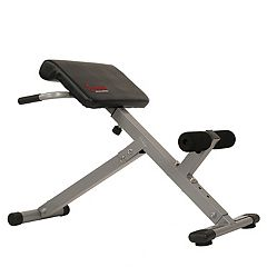 Sunny Health & Fitness Hyperextension Roman Chair