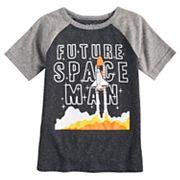 Boys 4-10 Jumping Beans® 'Future Space Man' Rocket Raglan Tee