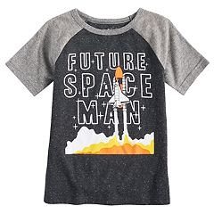 Boys 4-10 Jumping Beans® 'Future Space Man' Rocket Raglan Tee