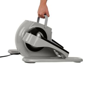 Sunny Health & Fitness Motorized Under Desk Elliptical Peddler