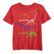 Boys 4-10 Jumping Beans® Dinosaur Skeleton Graphic Tee
