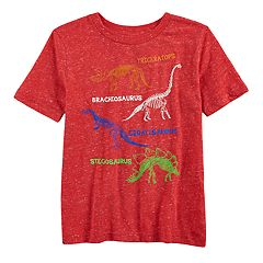 Boys 4-10 Jumping Beans® Dinosaur Skeleton Graphic Tee