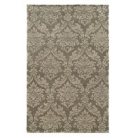 Rizzy Home Bradberry Downs Ornamental Floral Wool Rug