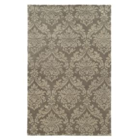 Rizzy Home Bradberry Downs Ornamental Floral Wool Rug