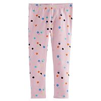 Toddler Girl Jumping Beans® Printed Leggings