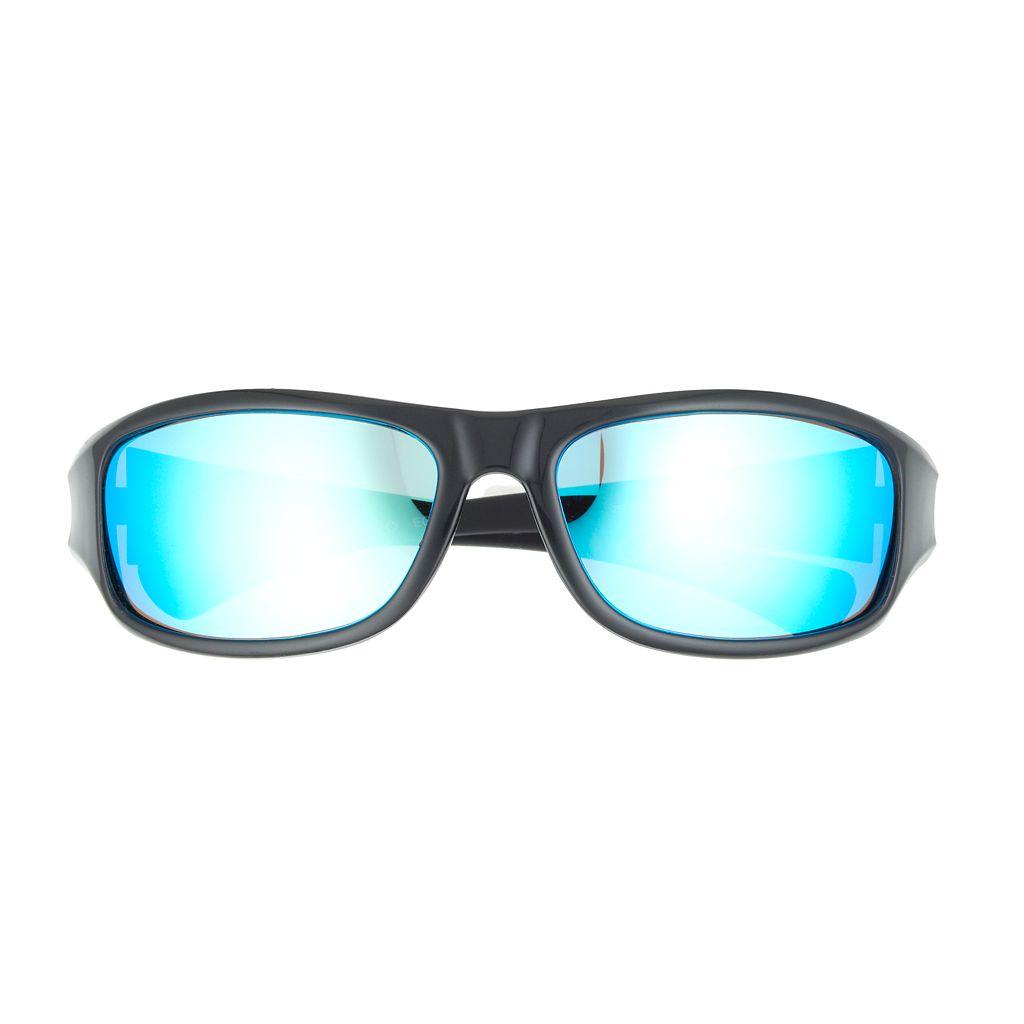 Men's Panama Jack Wrap Sunglasses
