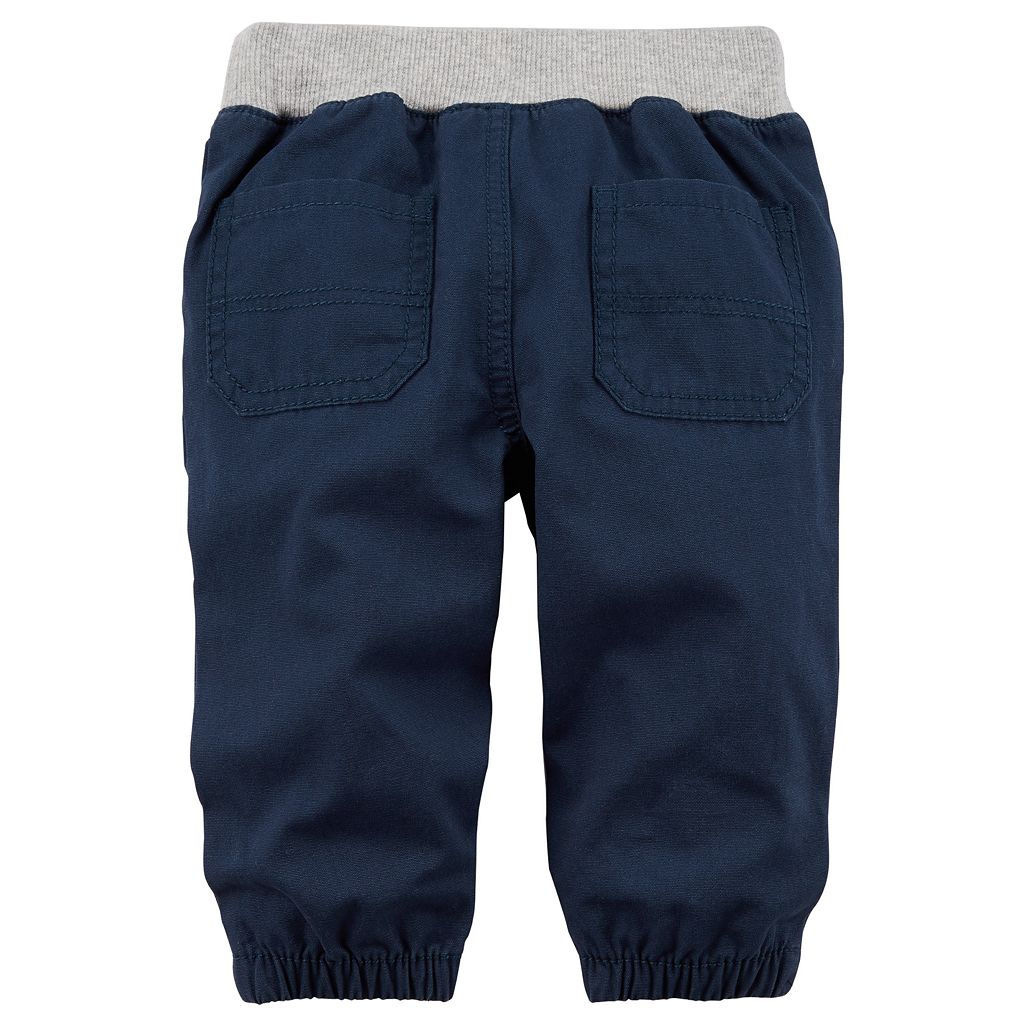 Baby Boy Carter's Pull-On Jogger Pants