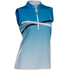 Women's Nancy Lopez Maxi Sleeveless Golf Polo