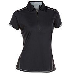 Women's Nancy Lopez Wicked Short Sleeve Golf Polo