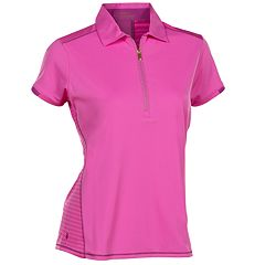 Women's Nancy Lopez Wicked Short Sleeve Golf Polo