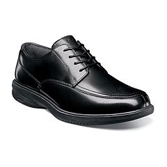 Nunn Bush Marshall Street Men's Moc Toe Dress Oxford Shoes
