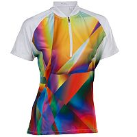 Women's Nancy Lopez Prism Short Sleeve Golf Polo