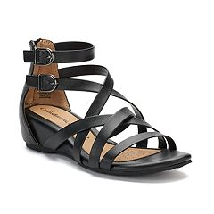Croft & Barrow® Maiden Women's Gladiator Sandals