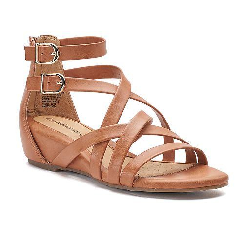 85be2afb43e5 Croft   Barrow® Maiden Women s Gladiator Sandals
